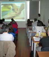 foto del workshop de dafo