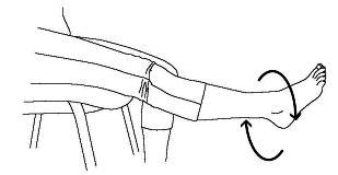 giro pierna