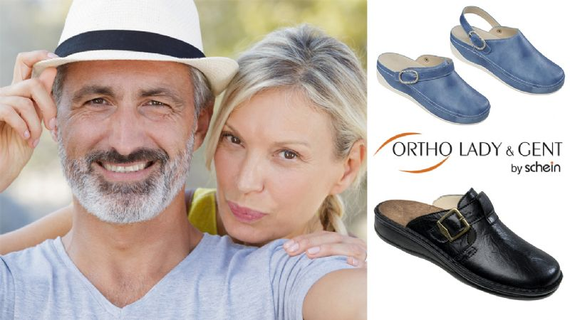 Ortho Lady  & Gent