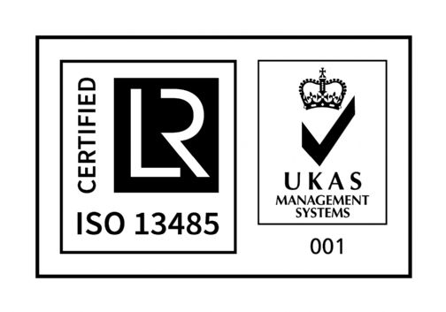 13485 quality certificate